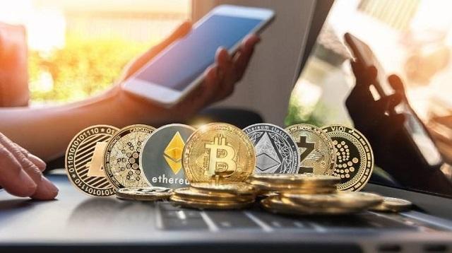 Đầu tư tiền điện tử được thực hiện hoàn toàn online