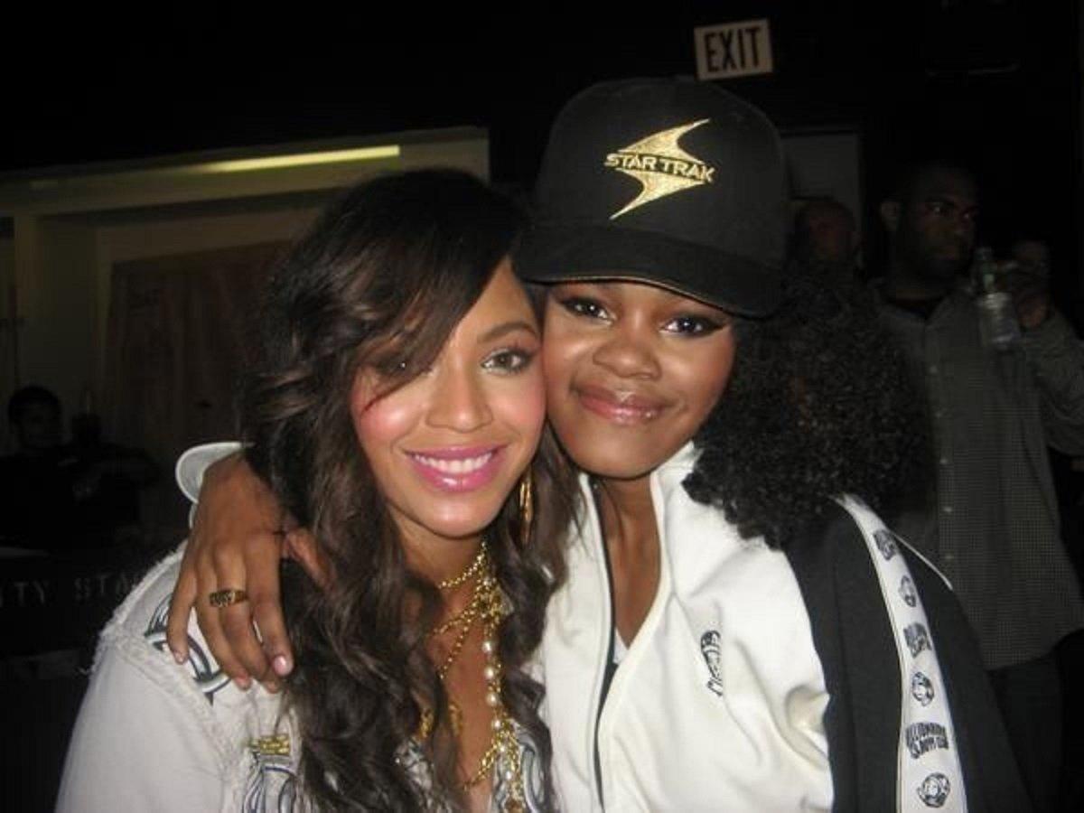 Hợp tác cùng Beyonce