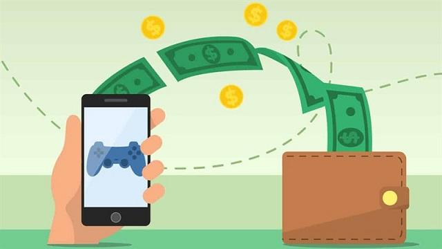 Kiếm tiền online từ hoạt động chơi game