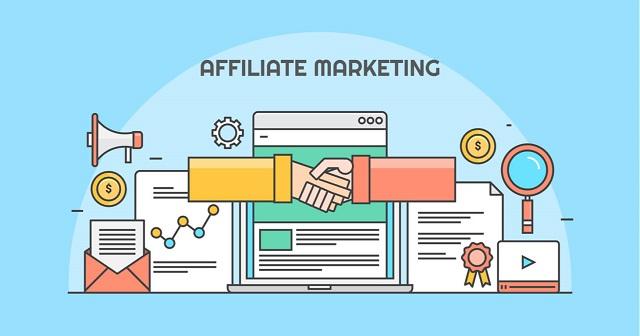 Kiếm tiền thụ động từ hoạt động Affiliate Marketing
