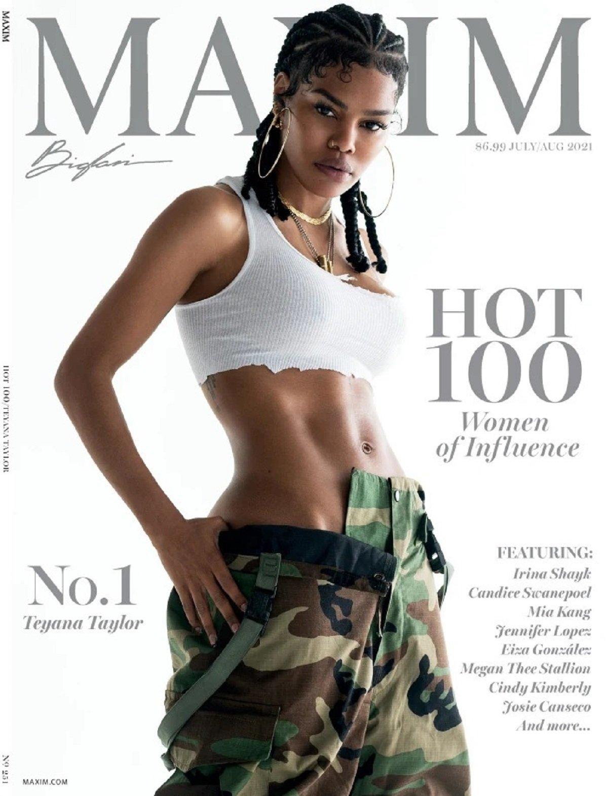 Người phụ nữ đẹp nhất thế giới theo tạp chí Maxim