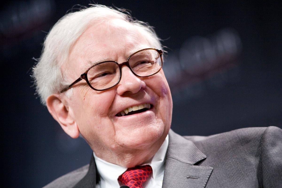 Quá trình xây dựng sự nghiệp của ông Warren Buffett