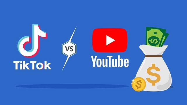 Thu nhập khủng từ Youtube, Tik Tok
