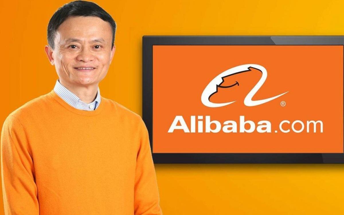 Alibaba được mệnh danh là gã khổng lồ do Jack Ma tạo ra