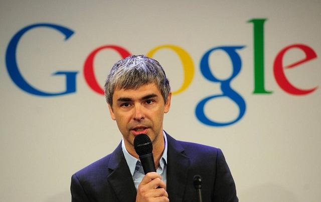 Larry Page - huyền thoại của gã khổng lồ google