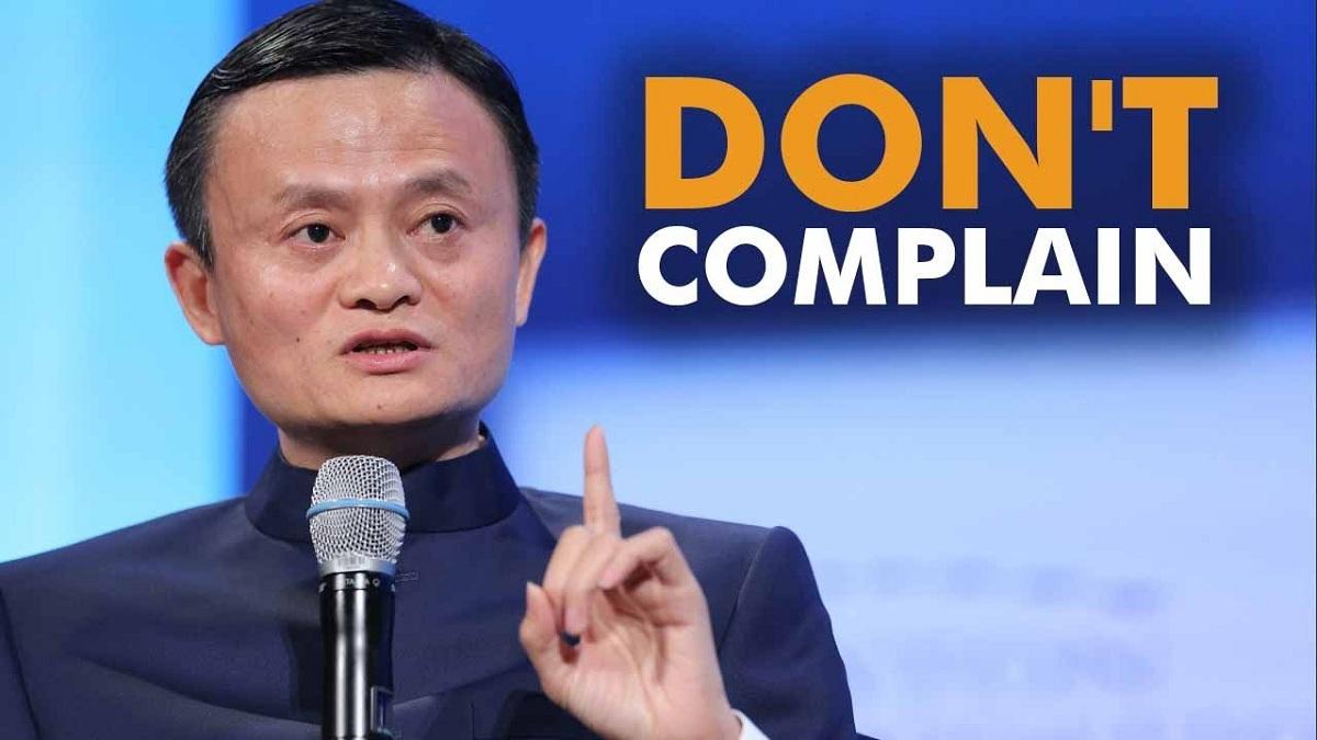 Những câu nói hay của tỷ phú Trung Quốc Jack Ma